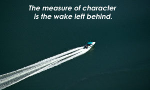 character based leadership Ohio